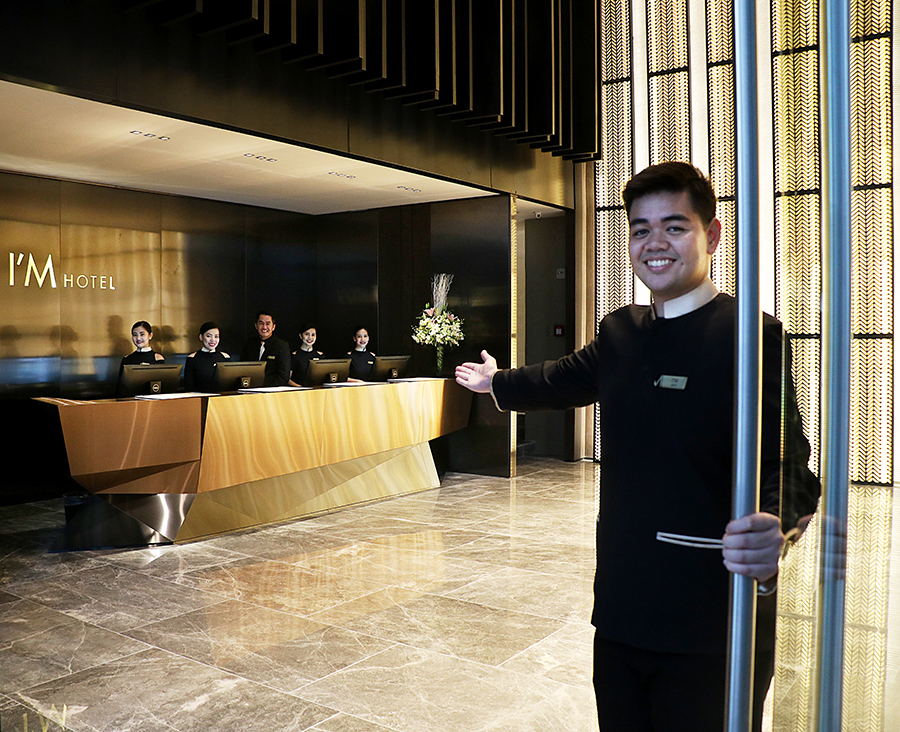 Best, Newest 5-star Hotel in Makati | I'M Hotel