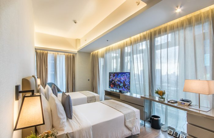 Two Bedroom Executive Suite Luxury Hotel In Manila I'M Hotel Interesting Hotels 2 Bedroom Suites