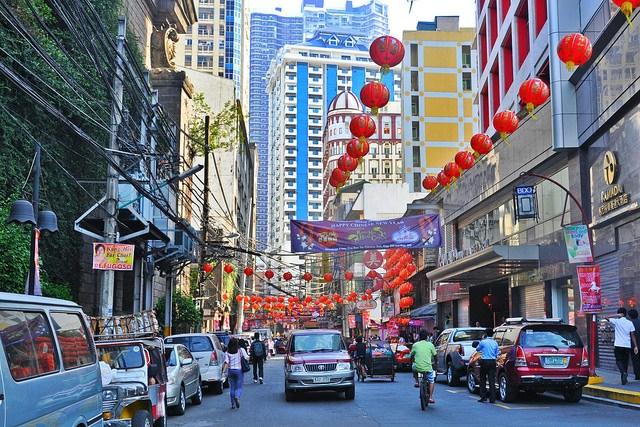The Streets of Binondo
