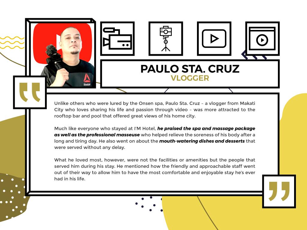 Paulo Sta.Cruz_Vlogger