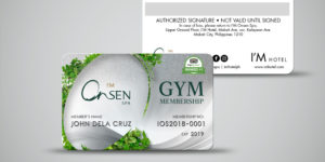 Fitness Center Membership